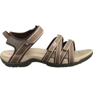 Terra Women Tirra Sandals Choco Chip